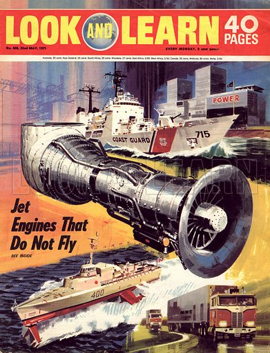 Jet Engines That Do Not Fly.