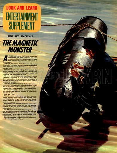 Men and Machines: The Magnetic Monster.