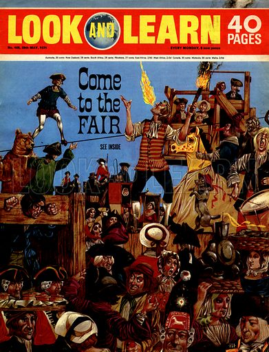 Come to the Fair.