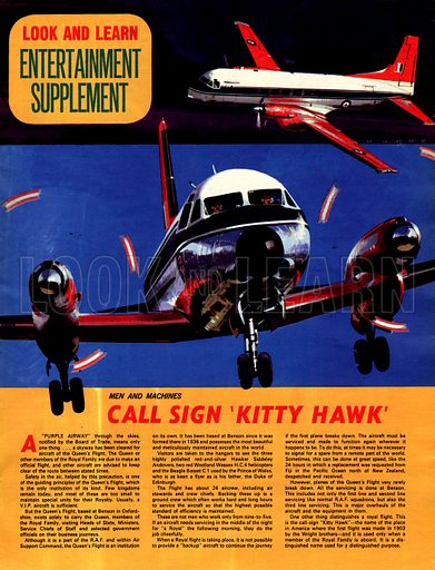 Men and Machines: Call Sign 'Kitty Hawk'.