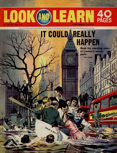 It Could Really Happen. London's secret peril -- flooding!.