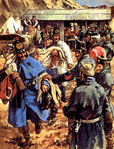 The Story of the Crimean War: The Turning Point.