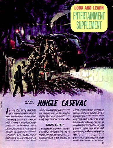 Men and Machines: Jungle Casevac.
