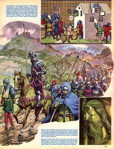 """The Hundred Years War: """"They Will Crumble Away to Nothing""""."""