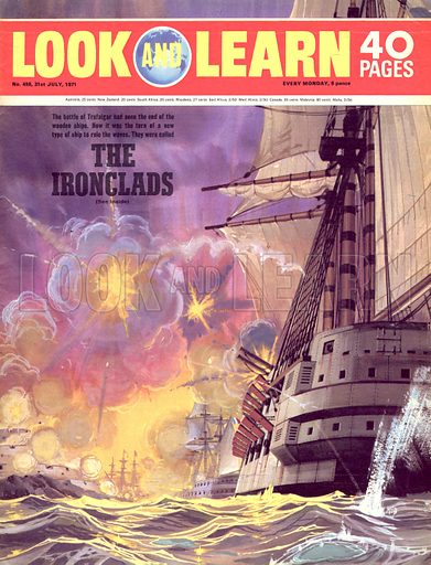 The Ironclads.