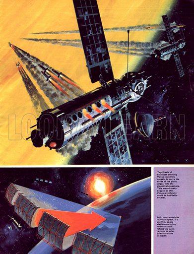 Engineering in Space.