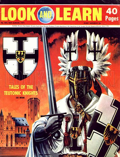 Tales of the Teutonic Knights.