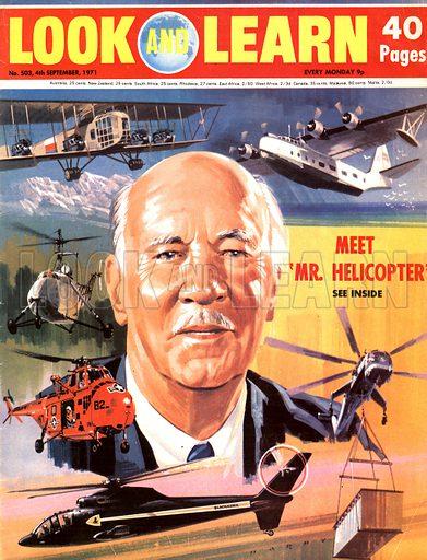 Meet 'Mr Helicopter' (Igor Ivanovich Sikorsky).
