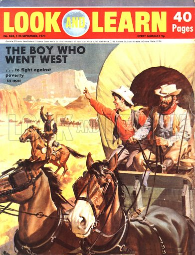 The Boy Who Went West.