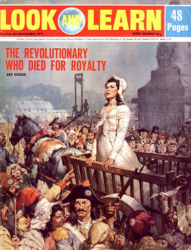 Murder Most Foul: The Revolutionary Who Died for Royalty. Jean Paul Marat called himself a martyr of liberty, but he was an avowed killer in a city of death... until Charlotte Corday decided to intervene.