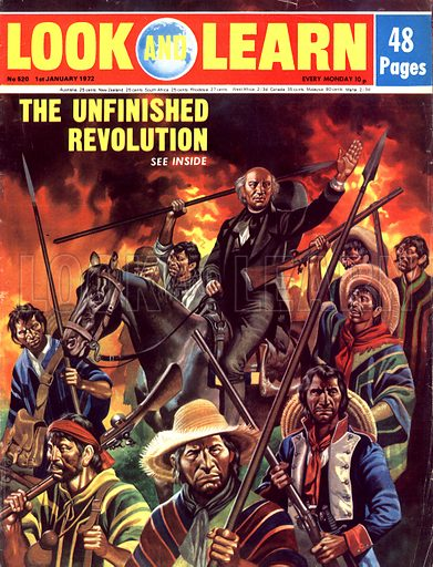 The Unfinished Revolution. Father Hidalgo and the Mexican Revolution.