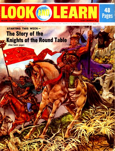 The Story of the Knights of the Round Table.