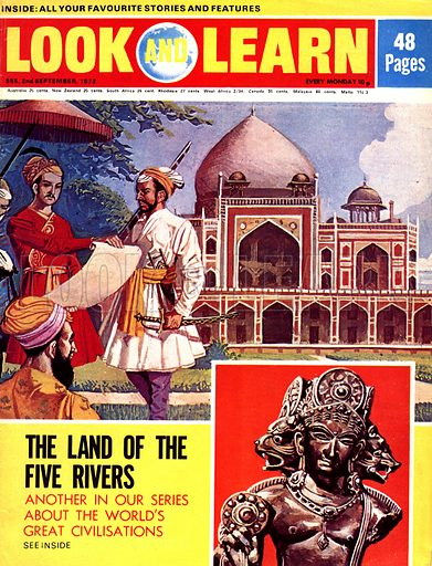 The World's Great Civilisations. The Indians: The Land of the Five Rivers.