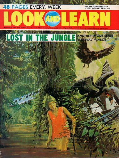 Lost in the Jungle.