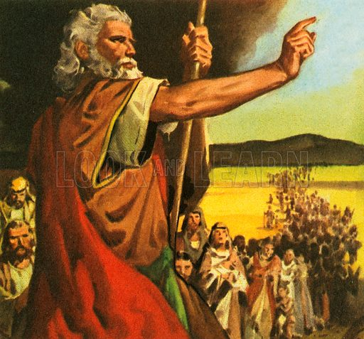 Moses brought down the Ten Commandments from Mount Sinai. Moses eventually died at the age of 120, after appointing Joshua, son of Nun, to succeed him. He was a great leader of the Israelites who led them for 40 years from exile in Egypt.