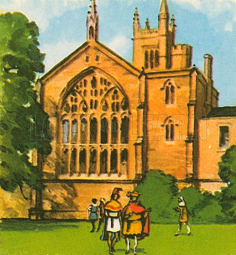 Winchester, one of the oldest of English public schools, was founded by William of Wykeham in 1387.