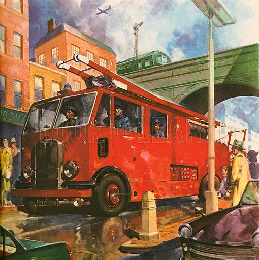 The London Fire Brigade is the world