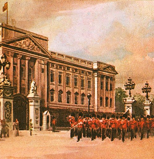 Buckingham Palace was built in 1703. When it was first built it was called a house. Originally built for the Duke of Buckingham and called Buckingham House, the building became the official London residence of the sovereign during the reign of Queen Victoria.