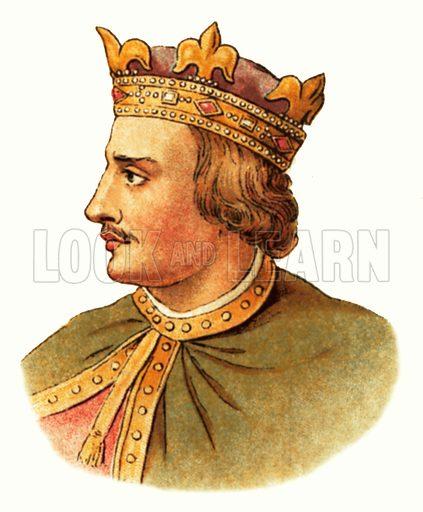 King Henry I(1100–1135).