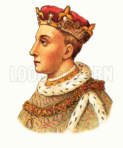 King Henry V(1413–1422).