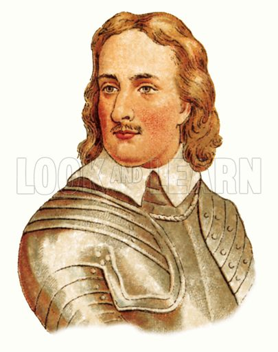 Oliver Cromwell (1649–1660).