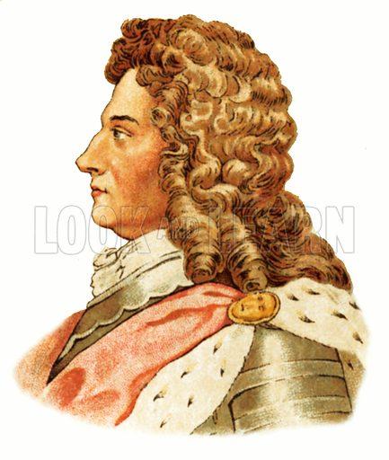 King George I(1714–1727).