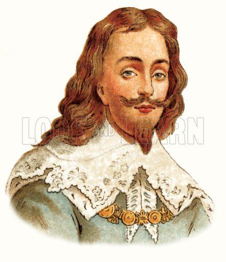 King Charles I(1625–1649).