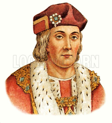King Henry VII(1485–1509).