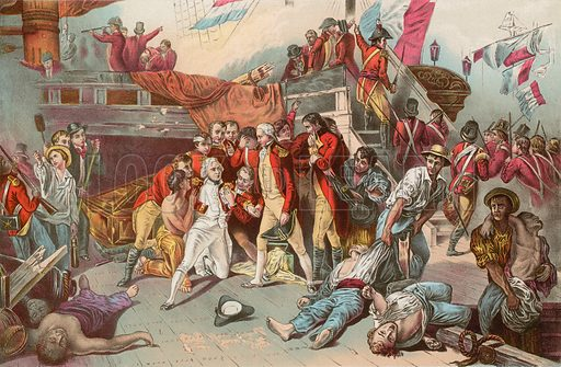 Nelson's Last Battle