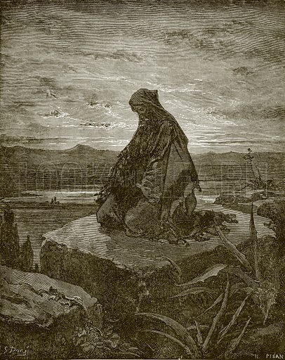 Isaiah. Young people's Bible history (c 1900).