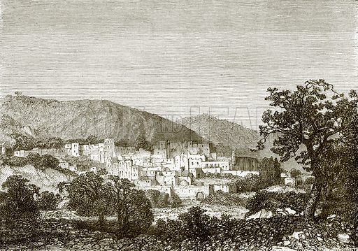 Bethlehem. All Round the World, First Series (1868).