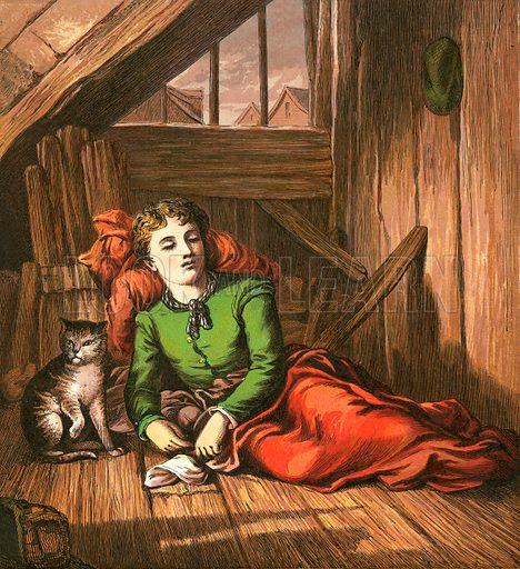 Dick Whittington.  Aunt Louisa