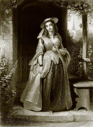 The belle of the village. Payne