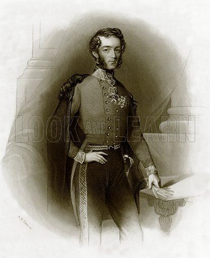 Prince Stephen. Payne's Universum (1847).