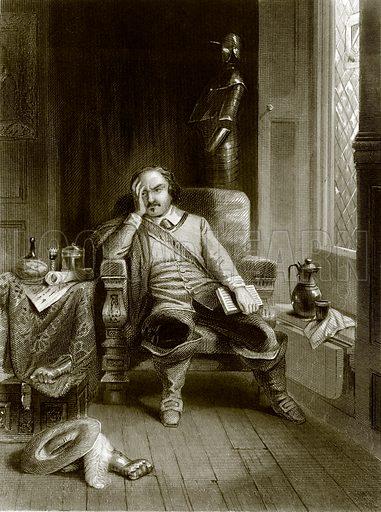 Fairfax. Payne's Universum (1847).