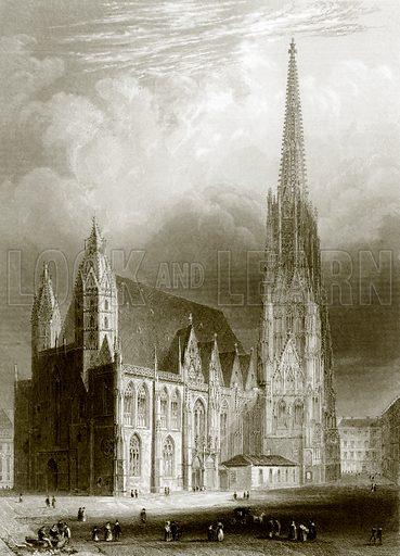 St. Stephens, Vienna. Payne
