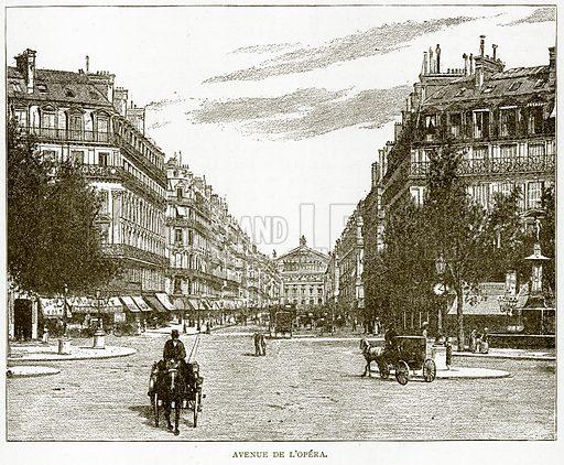 Avenue de L
