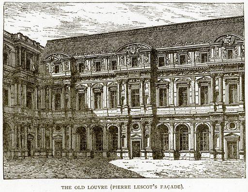 The Old Louvre (Pierre Lescot
