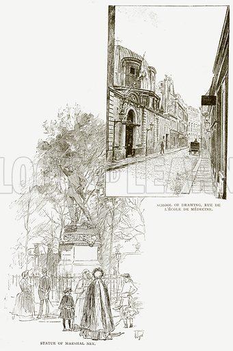 School of Drawing, Rue de L