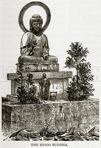 The Hiogo Buddha. Illustration from Error