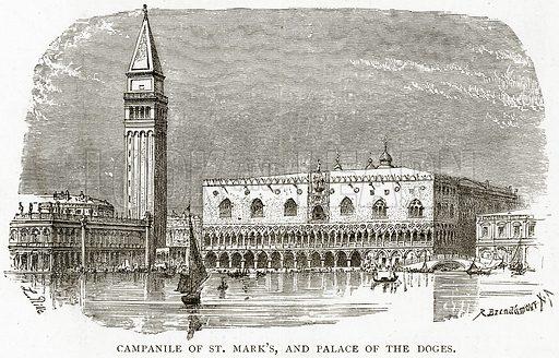 Campanile of St. Mark