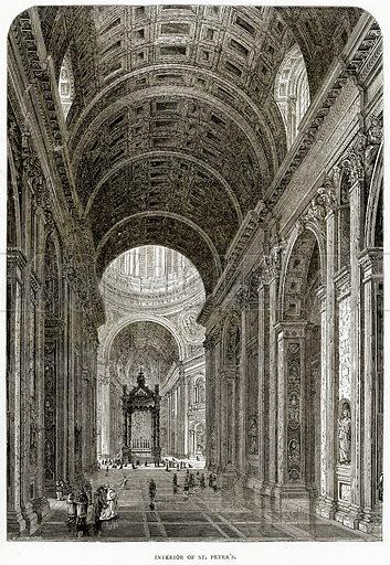 Interior of St. Peter