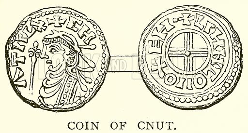Coin of Cnut