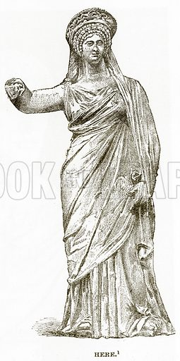 Here. Illustration from History of Greece by Victor Duruy (Boston, 1890).