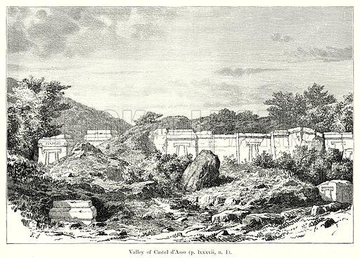 Valley of Castel d