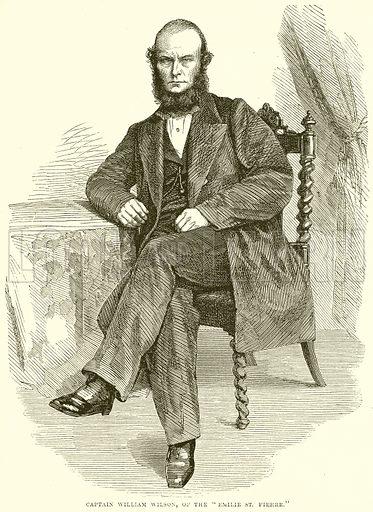 Captain William Wilson, picture, image, illustration