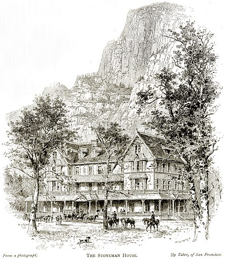 The Stoneman House. Illustration from United States Pictures by Richard Lovett (Religious Tract Society, 1891).