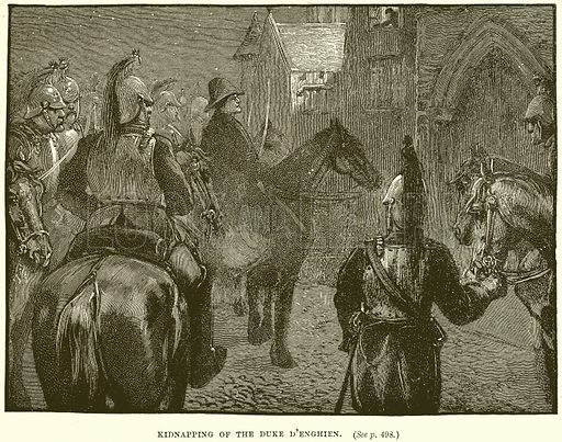 Kidnapping of the Duke D