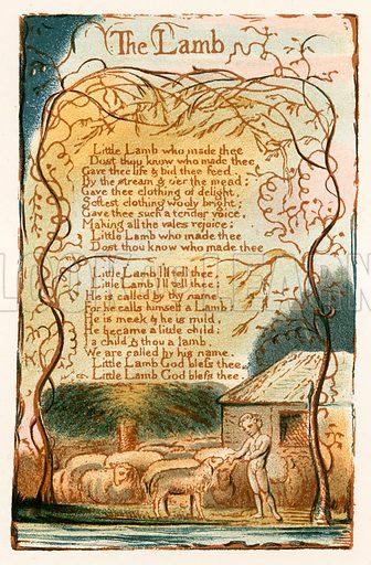 Blake, picture, image, illustration