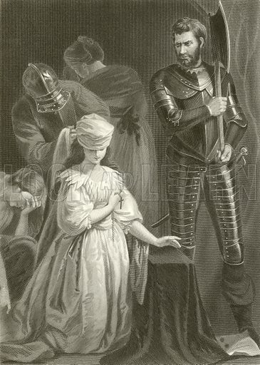 Execution of Mary Queen of Scots